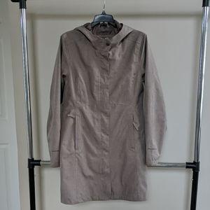 Eddie Bauer Wind/Waterproof Mackenzie Trench Coat
